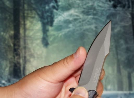 """Why you need to """"stay away"""" from your blade"""