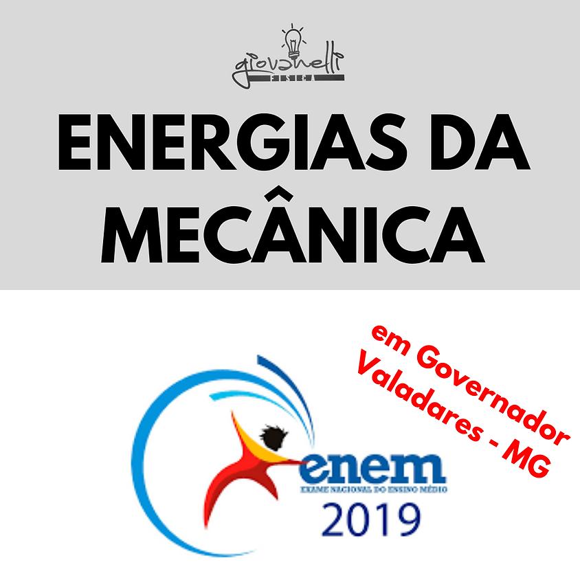ENERGIAS DA MECÂNICA - minicurso ENEM