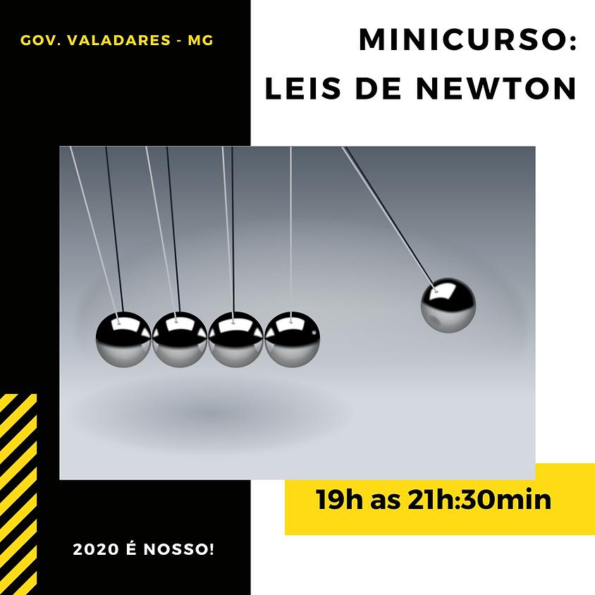 MINICURSO: LEIS DE NEWTON
