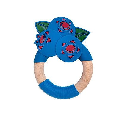 Blueberry Superfood Teething Ring