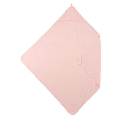 Hooded Bath Towel - Dusky Pink