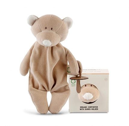 Organic Comforter Teddy