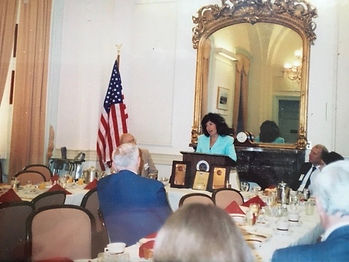 Barbara Whitfield Capital Hill Senate Near-experiences
