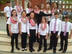 The Choir with Leslie