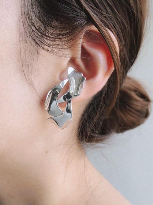 peony earring