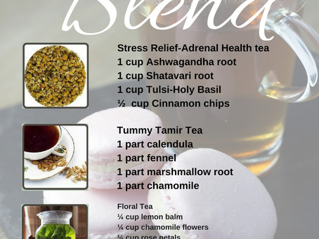 Tea Blends Part-2