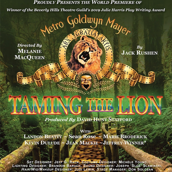 Theatre 40 - Taming the Lion