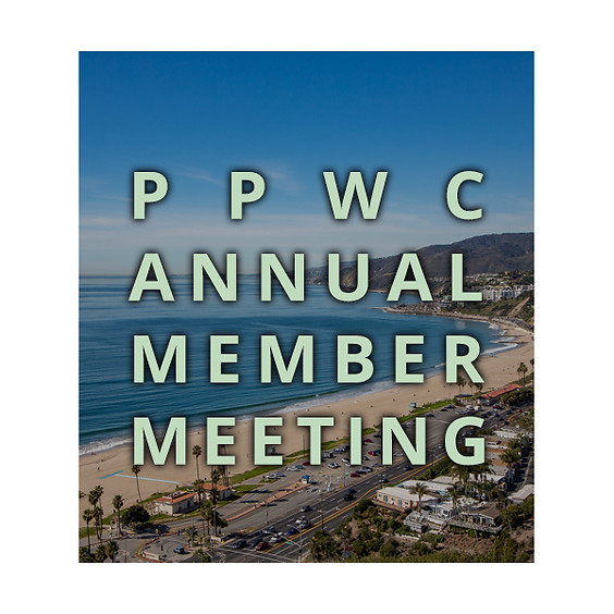PPWC Annual Meeting
