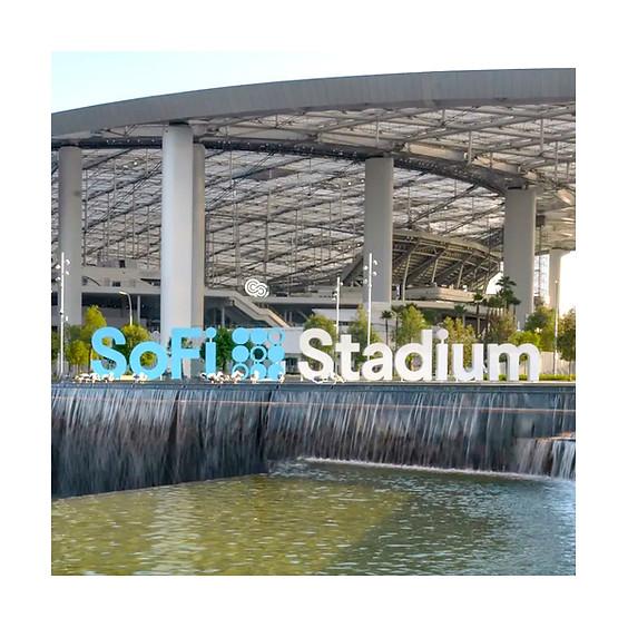 SoFi Stadium Tour
