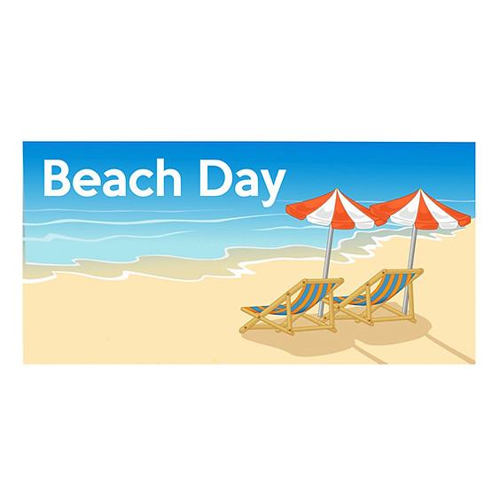 July Beach Day