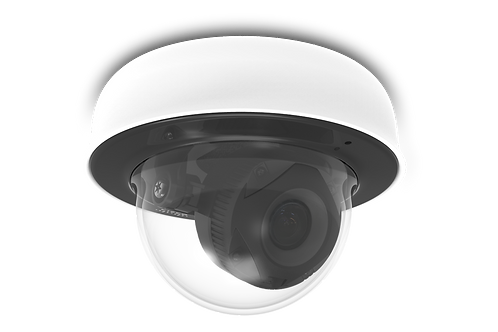MV12WE Compact Dome Camera for Indoor Security Cloud management, reliable edge s
