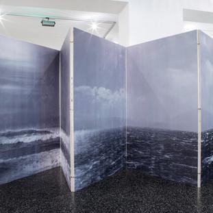installation view Galerie am Polylog 04