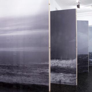 installation view Galerie am Polylog 07