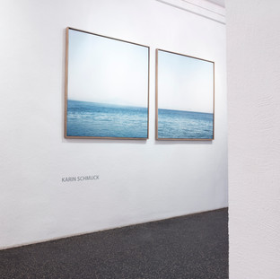 installation view Galerie am Polylog 03