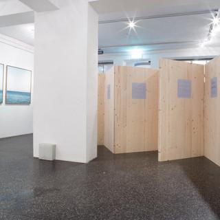 installation view Galerie am Polylog 02