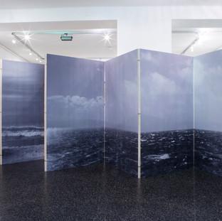 installation view Galerie am Polylog 01
