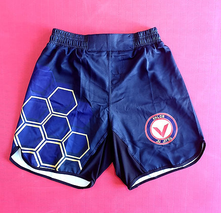 Adult Valor Ju Jitsu Training Shorts (Midnight Blue Special Edition)