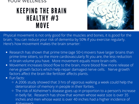 THE BRAIN AND MOVEMENT