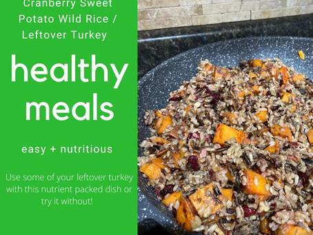 Turkey Leftover Recipe