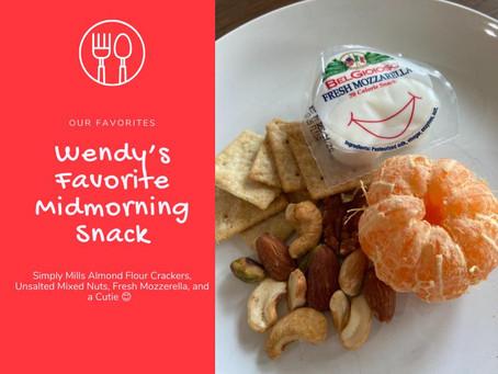 Favorites - Snack Time