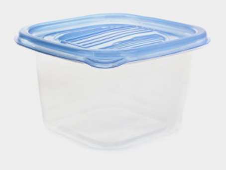 Ditch the Plastic Containers