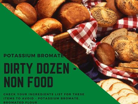 DIRTY DOZEN - BROMATES
