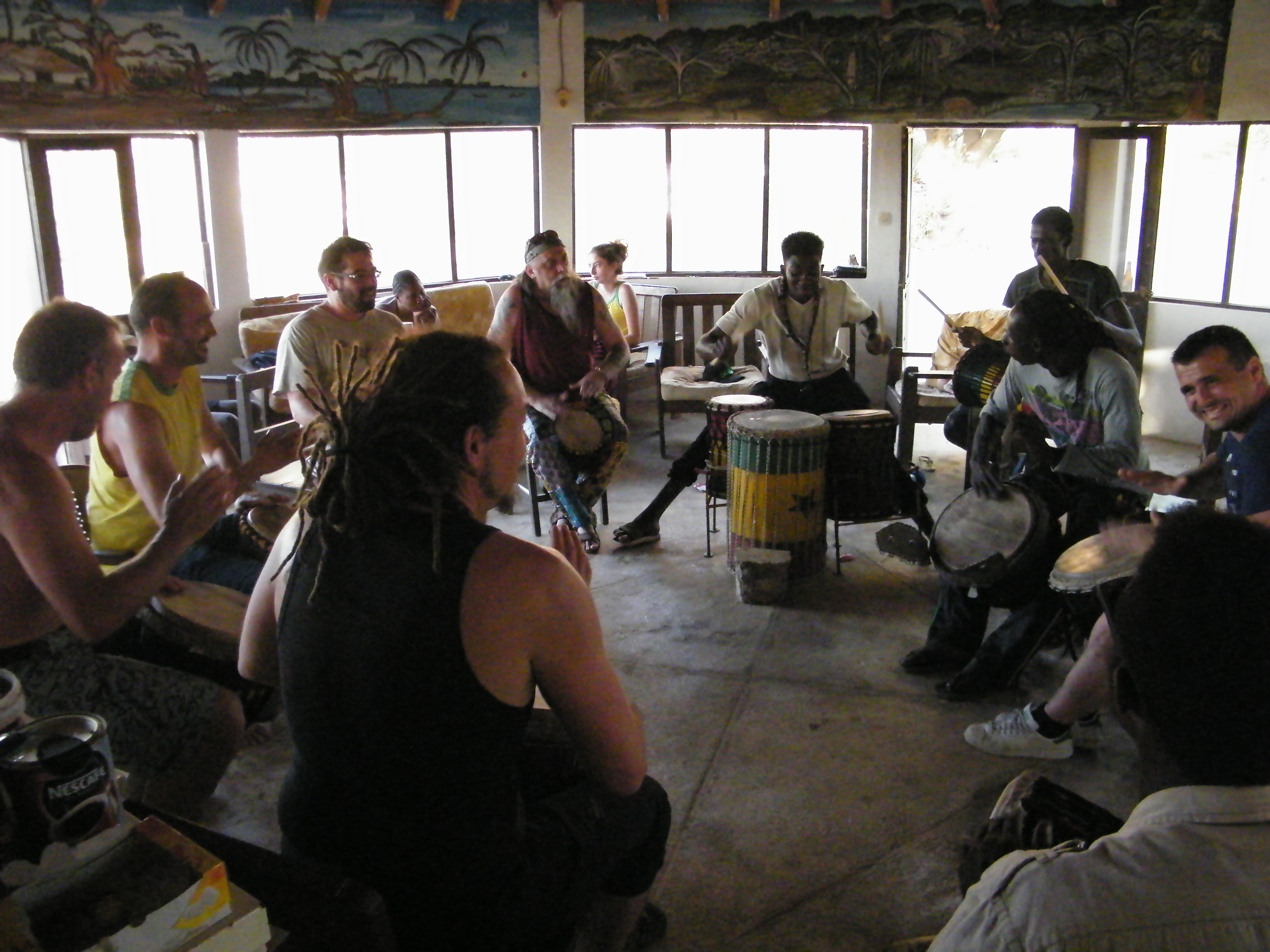 danse africaine lyon sabar djembé