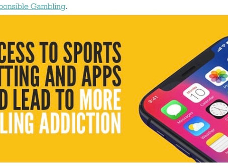 It's Crossed The Line : The true cost of Football and Gambling's codependency