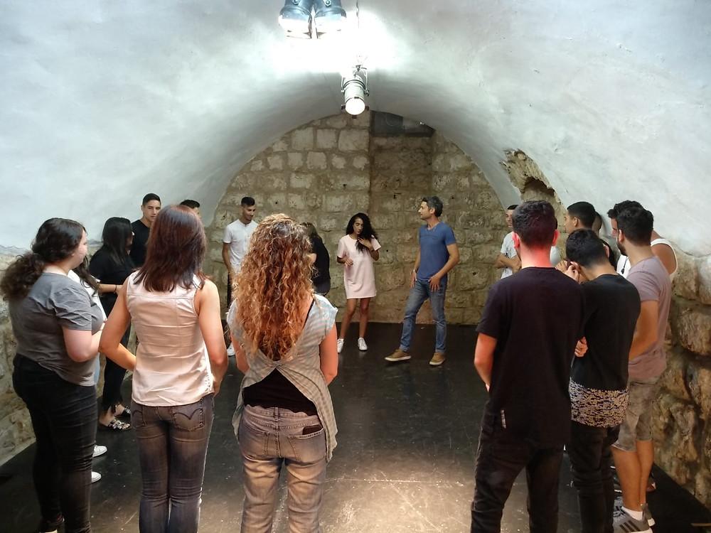 החבר׳ה מאיכילוב סדנאות תיאטרון פלייבק לנוער