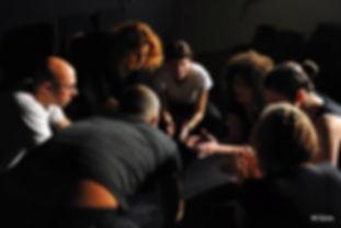 תיאטרון פלייבק החבר׳ה מאיכילוב פיתוח מקצועי