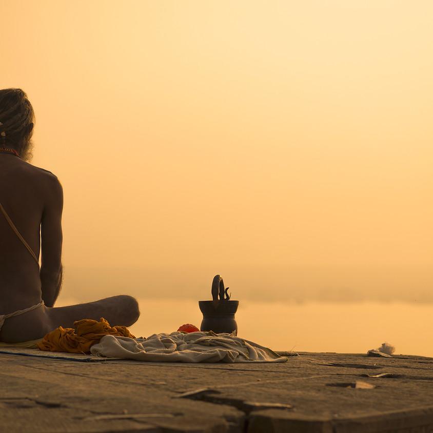 Meditación en Silencio