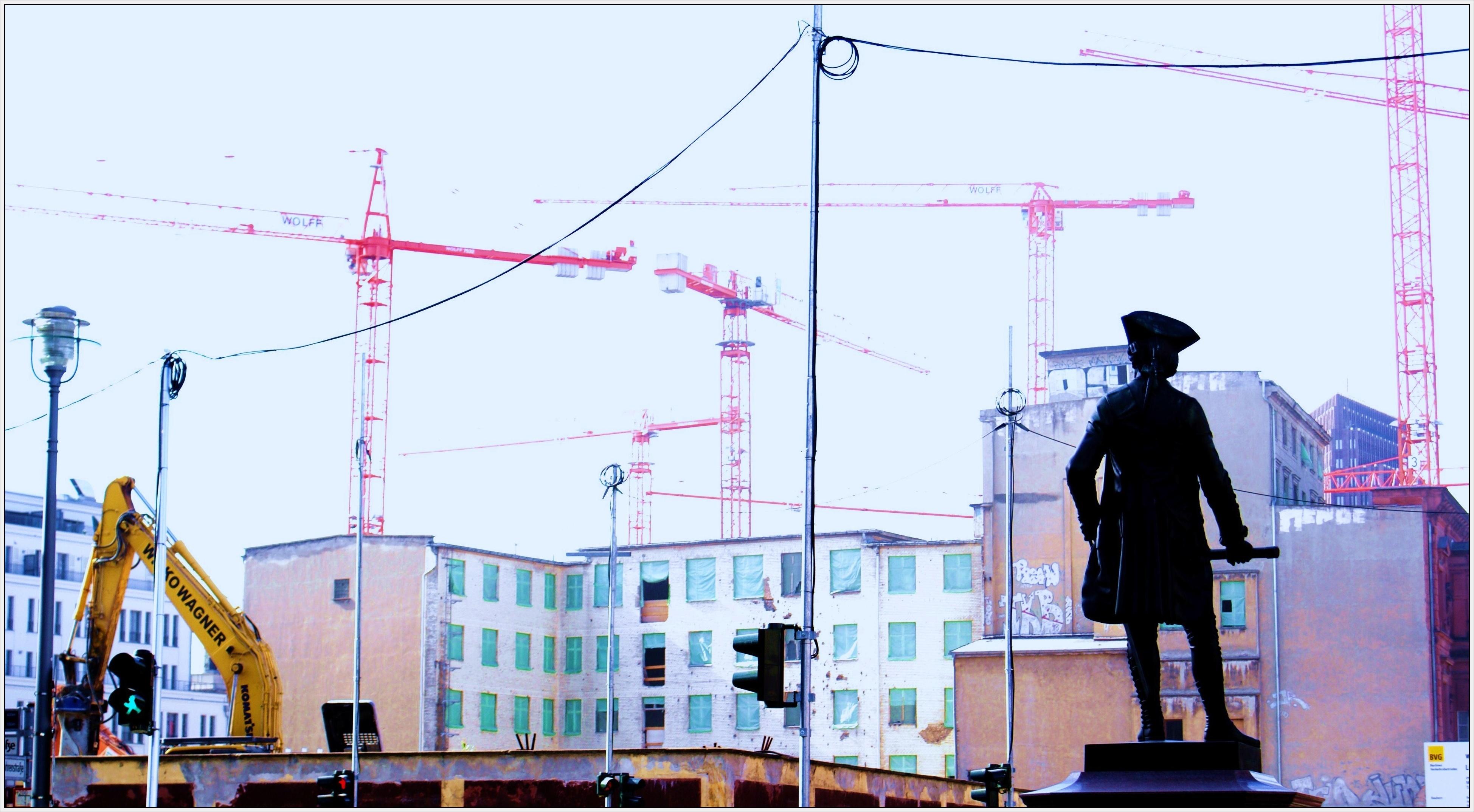 Baustellenwache