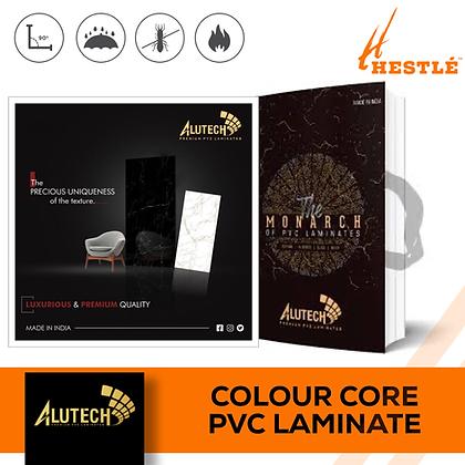 Alutech - Color Core PVC Laminate