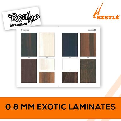 RealPlus - 0.8mm Exotic Laminates