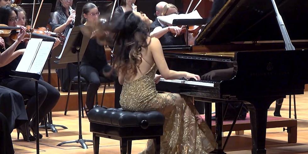 YouTube Premiere - Beethoven Emperor Concerto