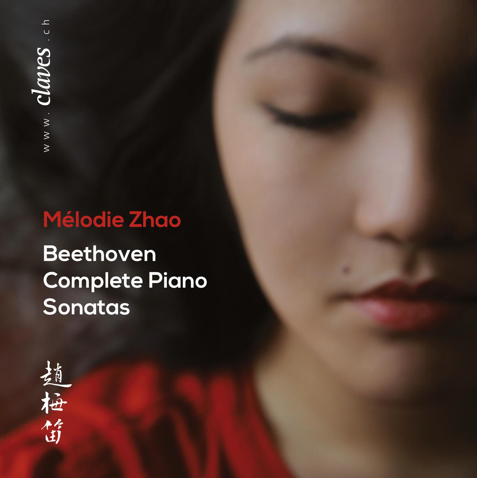 Mélodie Zhao - Complete Beethoven Piano Sonatas