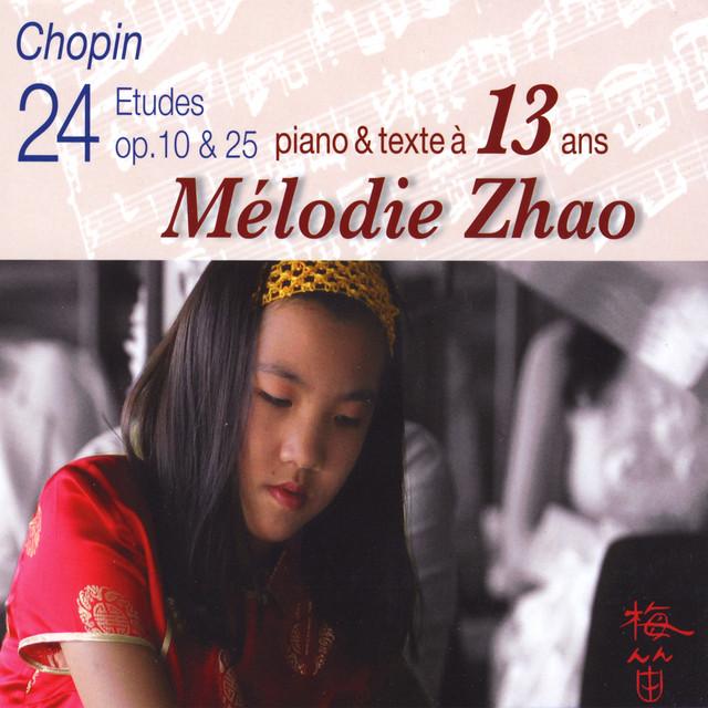 Mélodie Zhao - Chopin 24 Etudes