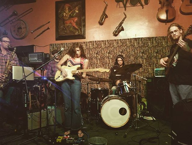 """The Kristen Cardiasmenos Project's CD Release Show for """"The Awakening"""" in 2017 @ The Bistro in Hayward, CA"""