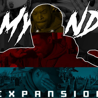 """""""My'nd Expansion"""" promo picuture from EP, """"Under Quarantine""""(2021)"""