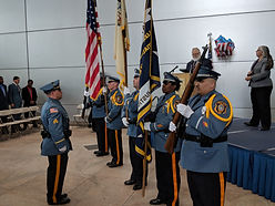 Naturalization Ceremony Honor Guard 5.1.