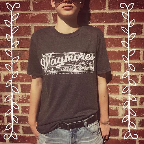 The Waymores Desert Design Tee