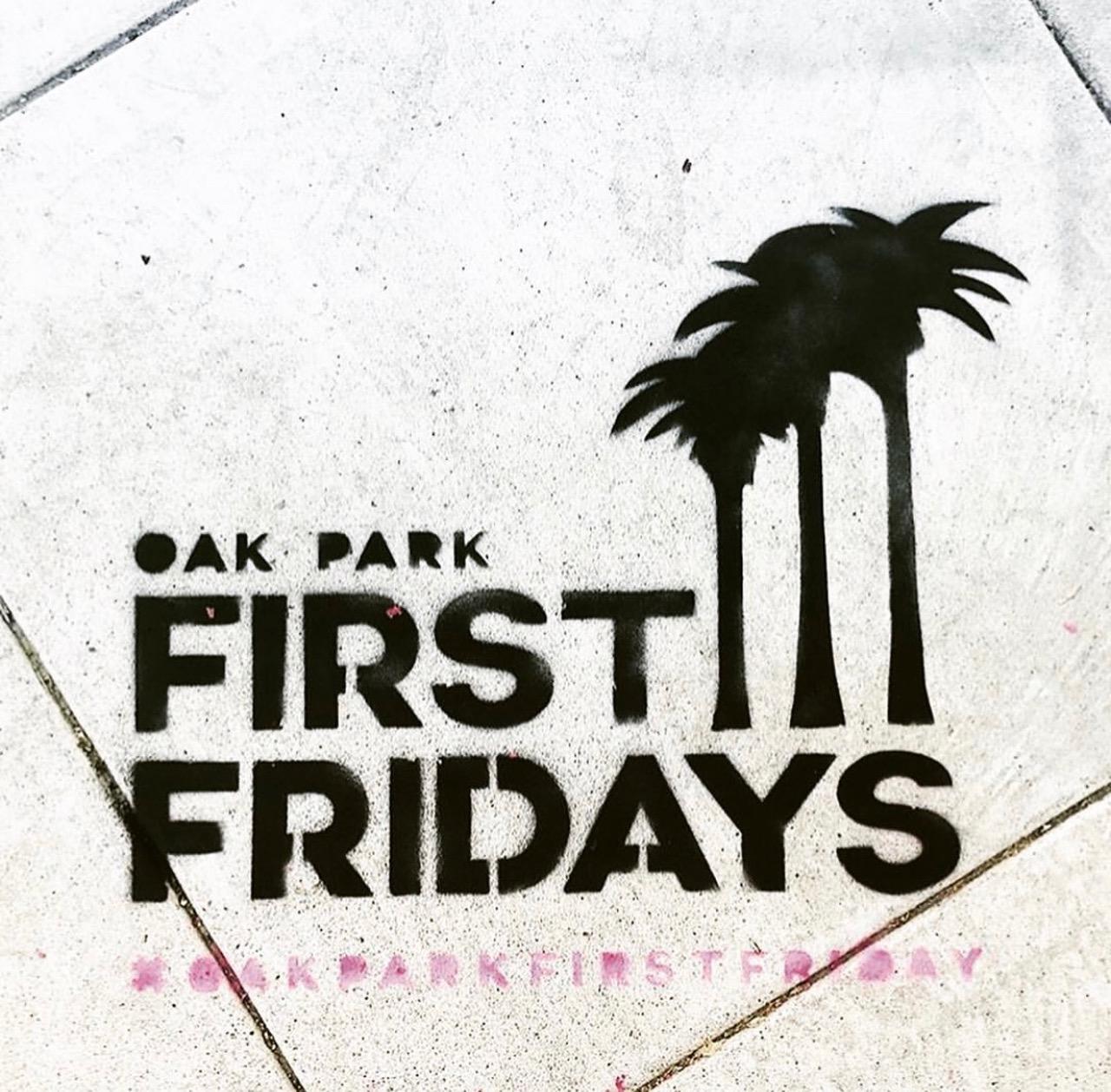First Fridays Oak Park