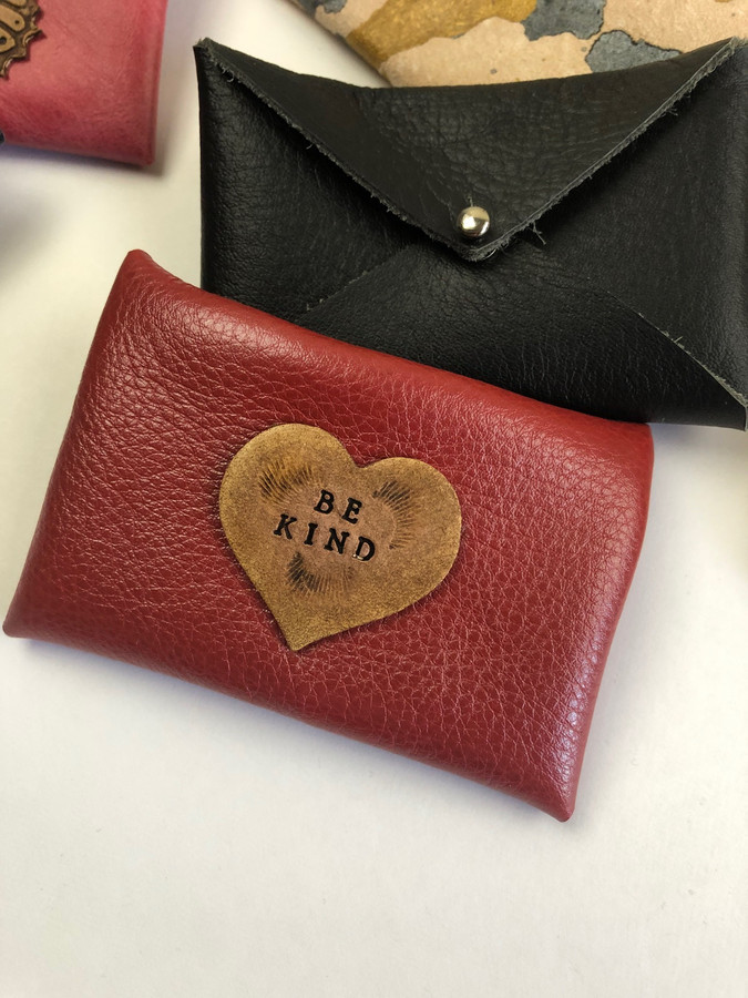 Be Kind Card Wallet