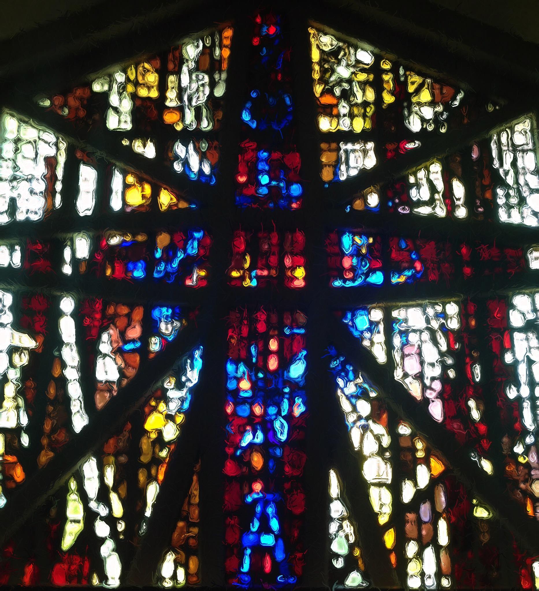 Waples UMC Stained glass