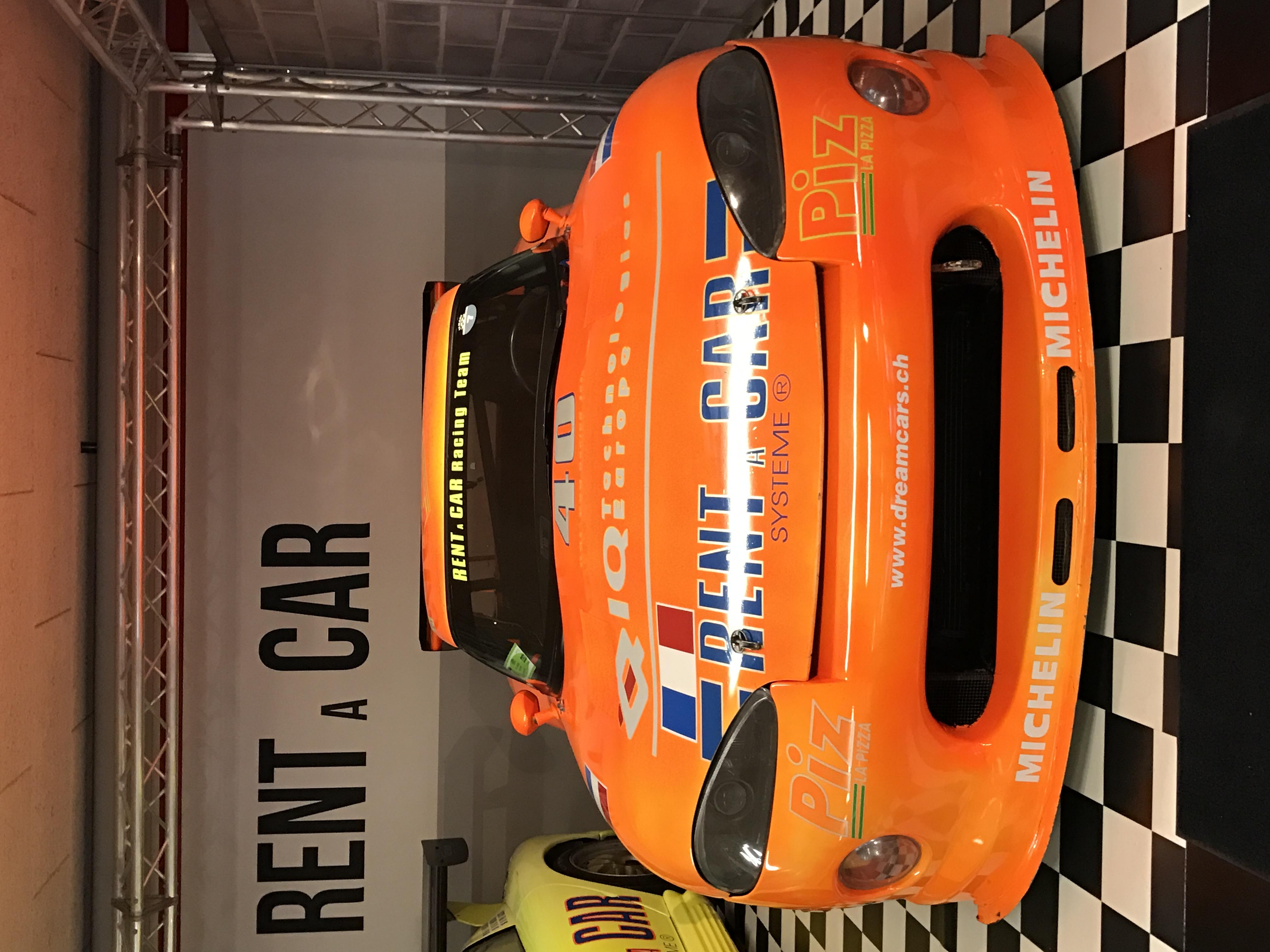 Erste von 2 RT/10 für Le Mans