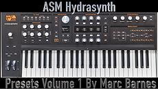 ASM Hydrasynth Volume 1 by Marc Barnes