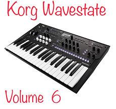 Korg Wavestate Volume 6 by Marc Barnes