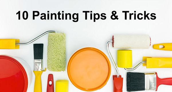 10 Painting Tips & Tricks.jpg