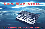 Korg Wavestate Volume 1 by Marc Barnes