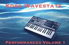 Korg Wavestate Volume 1 by Marc Barnes